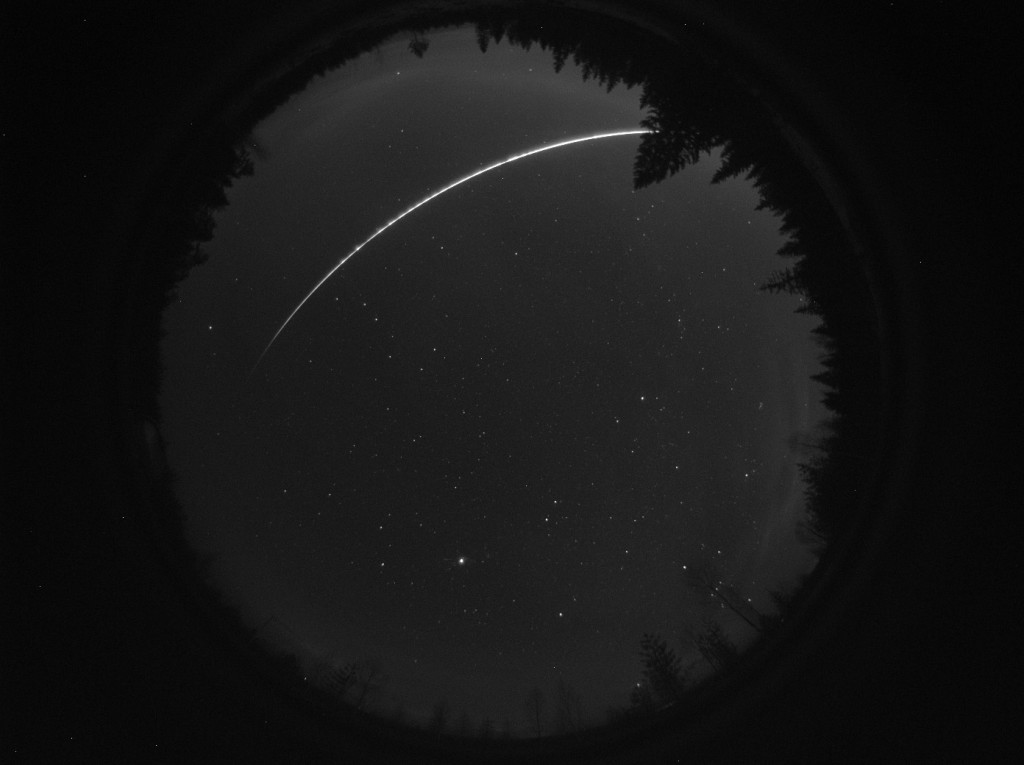 Superbright fireball 18.3.2015 - 21:01 (EET) / 19:01 (UTC)